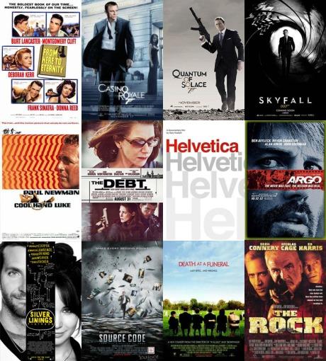 November 2012 movies
