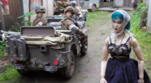 Witch of Marwencol