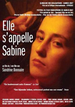 Elle s'apelle Sabine