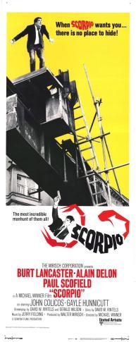 Scorpio long poster