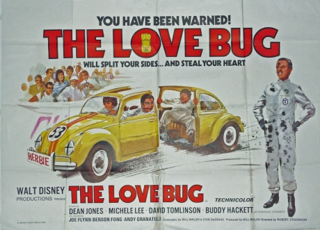 Love Bug - split!