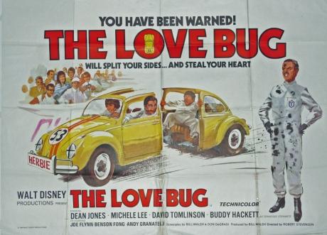 Love Bug - split!