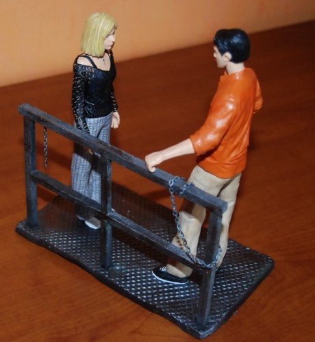 The ugly moment of truth for Buffy and Ford.