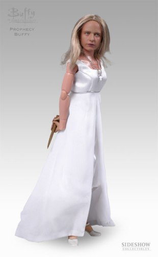 Buffy doll Prophecy Girl