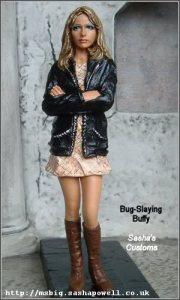 Teacher's Pet Buffy by Sasha