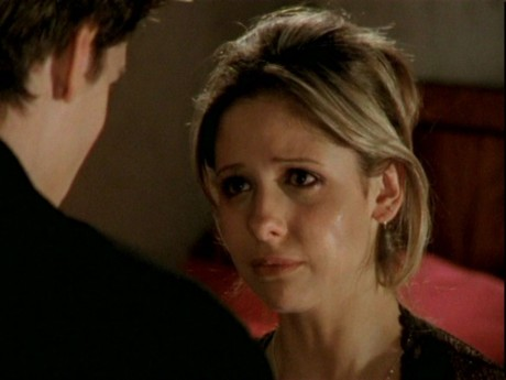 Resonance because it could be real. Some of Buffy's deepest pain is typical for teenage girls, not just Slayers.