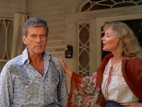 Don Murray and Shirley Knight should have had their own separate movie. Don Murray has much better luck with melodrama in the contemporaneous Knots Landing!