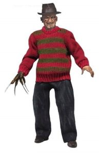 Freddy Krueger doll.