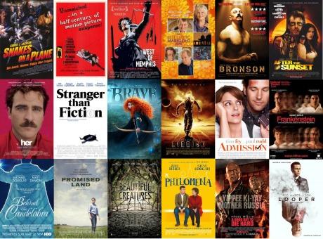my movies january 2014