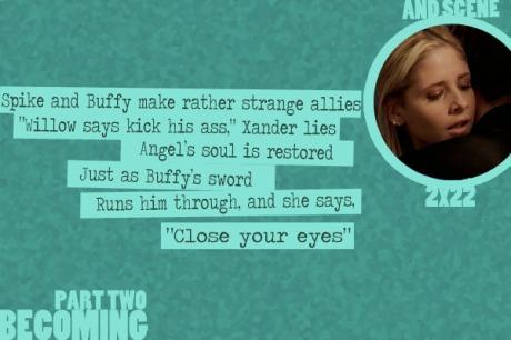 Buffy Becoming 2 Waffle Meringue
