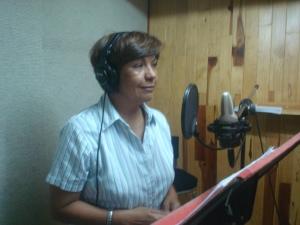Clemen Larumbe: the voice of Cordelia on BtVS.