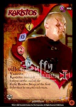 Kakistos card