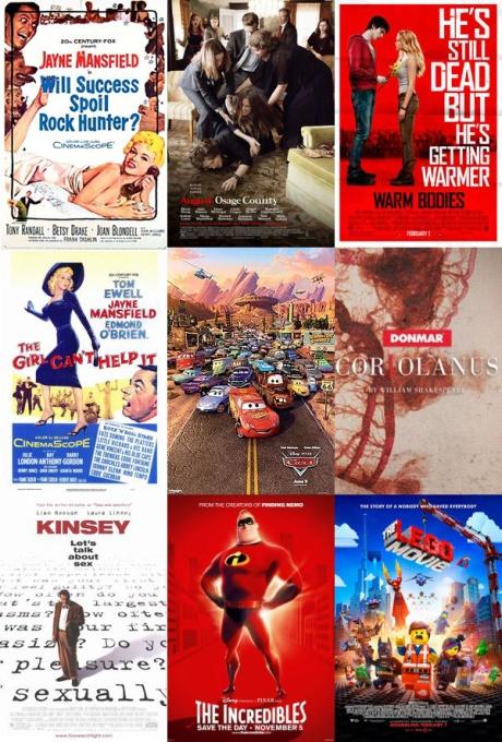 My Movies February 2014