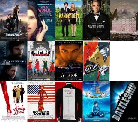 April Movies