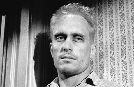 Robert Duvall as Boo Radley in To Kill a Mockingbird.