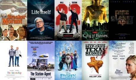 my movies july 2014