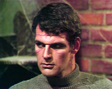 1968 Sears Catalogue Undead Sexiness: Robert Roldan as Adam on Dark Shadows.