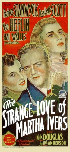 strange love of martha ivers poster