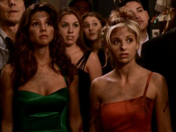 )Buffy - Homecoming
