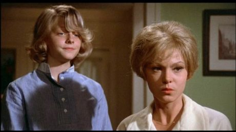 Barbara Harris and Jodie Foster